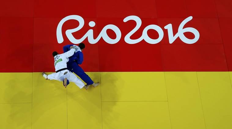 Judo - Men -90 kg Elimination Rounds